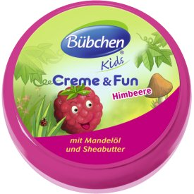 Bübchen Kids Creme & Fun Himbeere