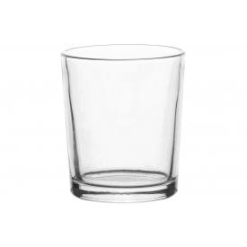 Sandra Rich Teelichthalter Promo Glas 7x5,5cm