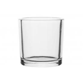 Sandra Rich Windlicht/Vase Heavy Glas 10cm