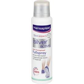 Hansaplast Fussspray Silver Active