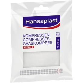 Hansaplast Kompresse  (10cmx10cm)