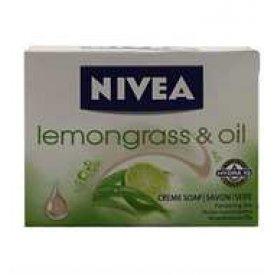 Nivea  Seifenstück Lemongrass Oil