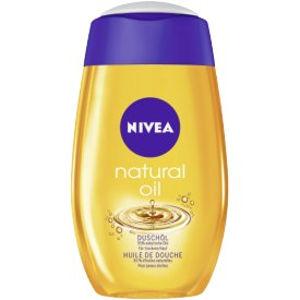 Nivea Duschcreme Duschoel Natural Oil