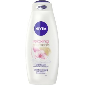 Nivea Cremebad Relaxing Moments