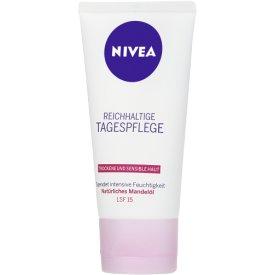 Nivea Tagespflege Visage Reichhaltige für trockene Haut