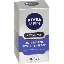 Nivea For Men Active DNAge Anti-Falten Gesichtspflege