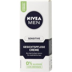Nivea For Men Sensitiv Gesichtspflege