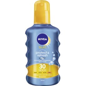 Nivea Sun Light Feeling Transparentes Spray LSF 30