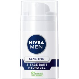 Nivea For Men Sensitive Hydro Gel 3 Tage Bart