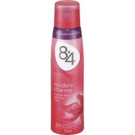 8x4 Deo Spray Modern Charme