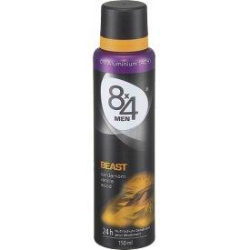 8x4 Deo Spray for Men Beast