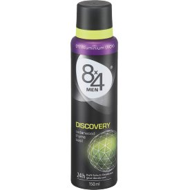 8x4 Deo Spray for Men Discovery