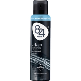 8x4 Deo Spray Urban Spirit