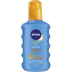 Nivea Sun Protect   Bronze Spray LSF 20
