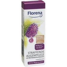 Florena Augenpflege Straffende Augenpflege mit Bio-Klettenfruchtessenz