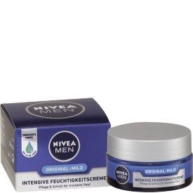 Nivea For Men Gesichtspflege Intensive Feuchtigkeitscreme