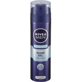 Nivea  Rasiergel Cool Kick for men