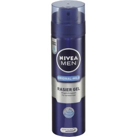 Nivea Rasiergel Mild for men