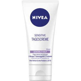 Nivea Sensitive Tagescreme