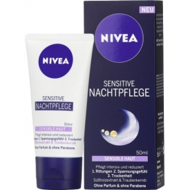 Nivea  Nachtpflege Sensitive