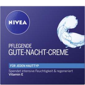 Nivea Nachtcreme Essentials Gute-Nacht-Pflege