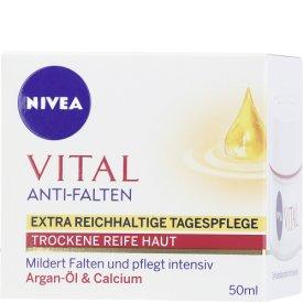 Nivea Tagespflege Visage Vital Extra reichhaltige