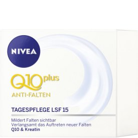 Nivea  Anti Falten Visage Q10 Plus Tagespflege LSF 15