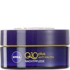 Nivea Anti-Falten Nachtpflege Q10 Plus Anti-Falten