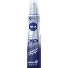 Nivea Styling Mousse Mega Strong