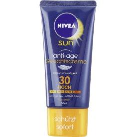 Nivea Sun Anti-Age Sonnencreme LSF 30