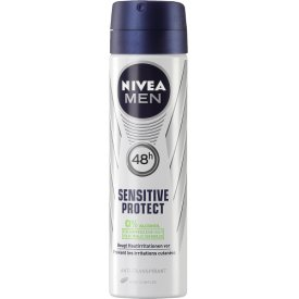 Nivea Deo Spray For Men Sensitive Protect