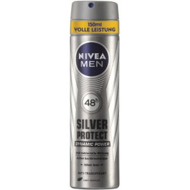 Nivea Deo Spray For Men silver protect