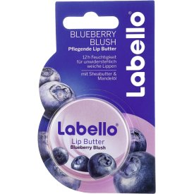 Labello Lip Butter Blueberry Blush