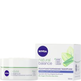 Nivea Tagespflege Visage Pure & Natural Feuchtigkeits