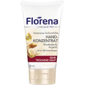 Florena Hand-Konzentrat mit Sheabutter & Arganöl