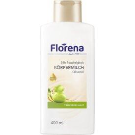 Florena Reinigungsmilch Bio-Olive