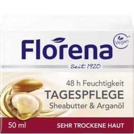 Florena Tagespflege mit Sheabutter & Bio Arganöl