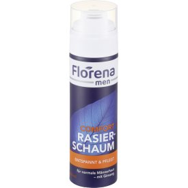 Florena Rasierschaum for men comfort