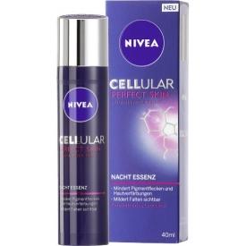 Nivea  Nachtpflege Cellular Perfect Skin Nacht Essenz