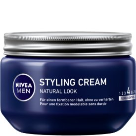 Nivea Men Haarwax Styling Cream Natural Look 4