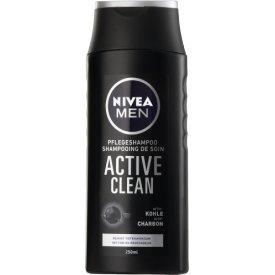 Nivea Pflegeshampoo Men Active Clean