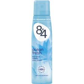 8x4 Deo Spray Ocean Fresh