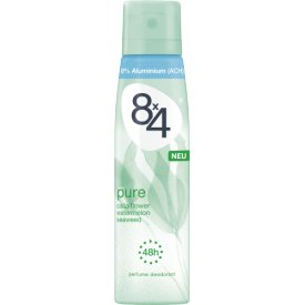 8x4 Deo Spray Pure