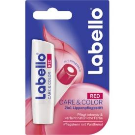 Labello Lippenpflege Care und Color Red