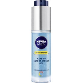 Nivea Men Tagespflege Active Energy Wake-Up Sofort-Effekt Gel