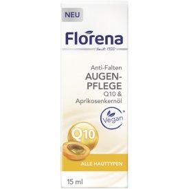 Florena Augenpflege Q10 Aprikosenkernöl