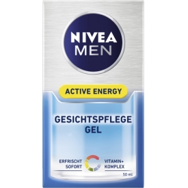 Nivea For Men Skin Activ Gesichtspflege Gel