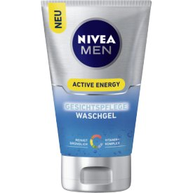 Nivea For Men Skin Energy Waschgel Q10