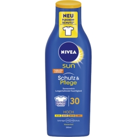 Nivea Sun Pflegende Sonnenmilch LSF 30