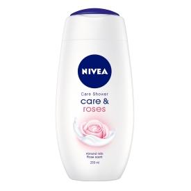 Nivea Duschgel Verwöhnende Rose